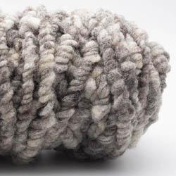 Kremke Soul Wool Rugby Rug Wool GOTS undyed Grau Braun ungefärbt