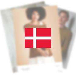 Erika Knight Pattern PASSERBY for Maxi Wool EK0008 Dansk