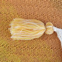 Kremke Soul Wool Kit Shawl Marling in Sequence