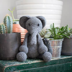 TOFT Bridget the Elephant Bridget Elephant