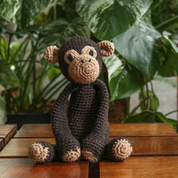 TOFT Benedikt the Monkey Benedikt Chimpanzee