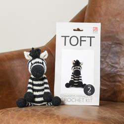 TOFT Alice the Zebra