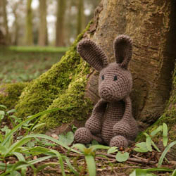 TOFT Lucy the Hare Lucy Hare