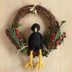 TOFT Peter the Blackbird