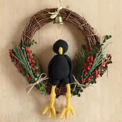 TOFT Peter the Blackbird Peter Blackbird