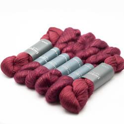 Shibui Knits Knit Kit Schnee Bordeaux