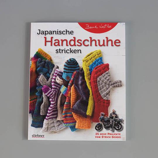 div. Buchverlage Japanische Handschuhe stricken by Bernd Kestler Deutsch