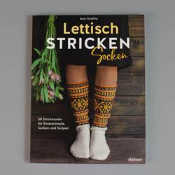 div. Buchverlage Lettisch stricken Socken by Leva Ozolina Deutsch