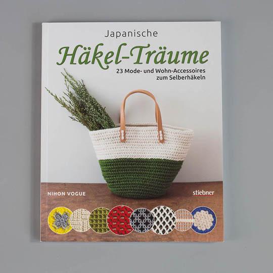 div. Buchverlage Japanische Häkel-Träume by Nihon Vogue Deutsch