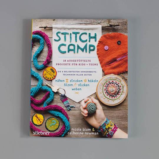 div. Buchverlage Stitch Camp by Nicole Blum & Catherine Newman Deutsch