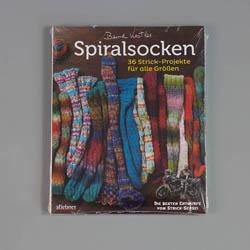 div. Buchverlage Spiral Socks by Bernd Kestler Deutsch
