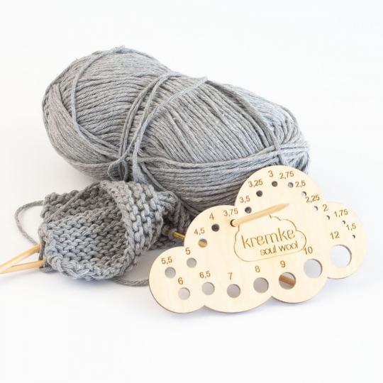 Kremke Soul Wool Needle Gauge