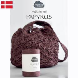 Kremke Soul Wool Pattern Book Papyrus Dansk