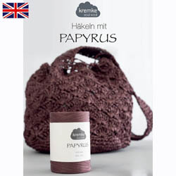 Kremke Soul Wool Pattern Book Papyrus English
