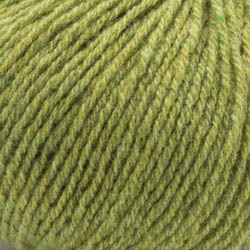 Kremke Soul Wool Strickset Schal Rispe Grasgrün