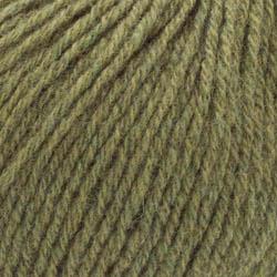 Kremke Soul Wool Strickset Schal Rispe Pappelgrün