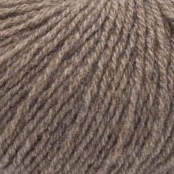 Kremke Soul Wool Strickset Schal Rispe Schokolade