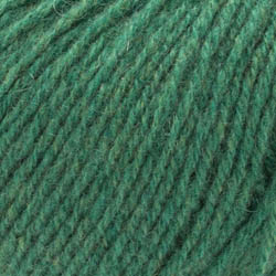 Kremke Soul Wool Strickset Schal Rispe Waldgrün