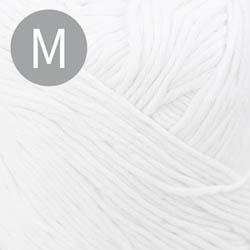 Kremke Soul Wool Strickset Sommerpulli Karma Cotton White