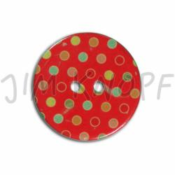 Jim Knopf Coconut Buttons Points Rot