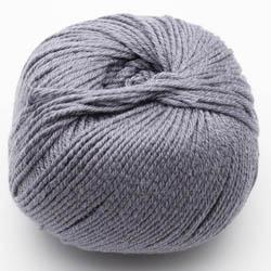 Kremke Soul Wool Morning Salutation vegan fino Stahlgrau
