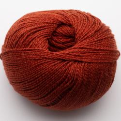 Kremke Soul Wool Morning Salutation vegan fino Burnt Orange
