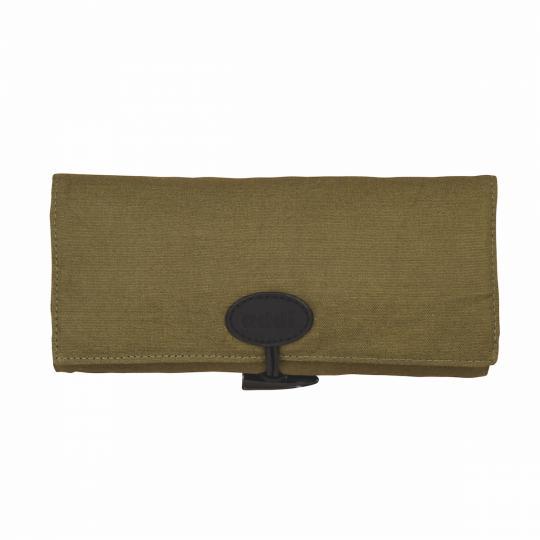 Addi 630-2 Wrap Crochet Hook case Oliv