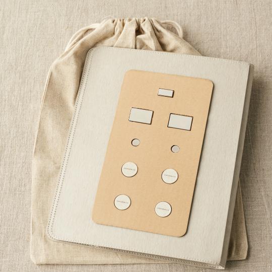 CocoKnits Maker's Board Kit BDG_Grey