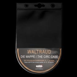 Addi 600-9 Rundstricknadeletui WALTRAUD Rundstricknadeletui