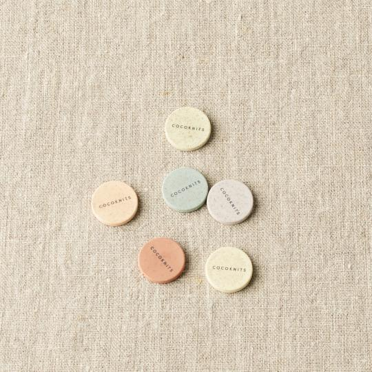 CocoKnits Colorful Magnet Set Mixed colors