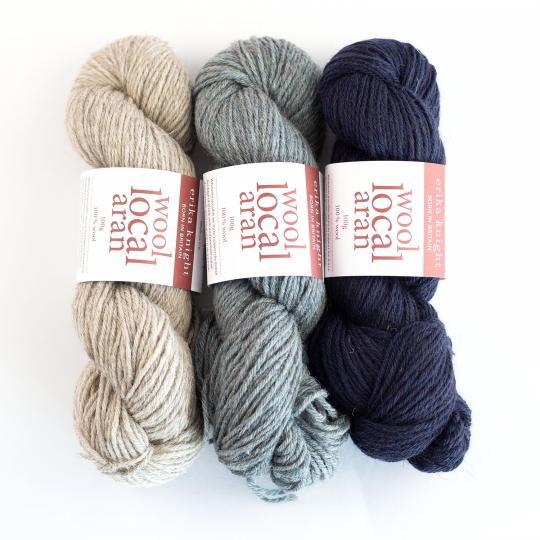 Erika Knight Wool Local 100g Aran