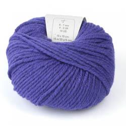 BC Garn Semilla Grosso Ökowolle violett