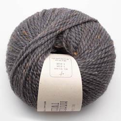 BC Garn Hamelton Tweed 1 graphit