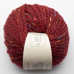 BC Garn Hamelton Tweed 2 rot