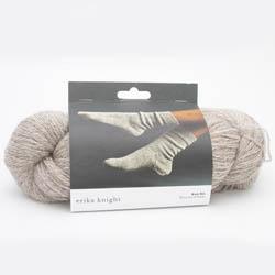 Erika Knight Pattern sleeves KnitKits Socks Wool Local English