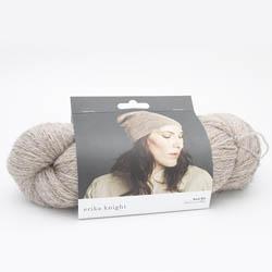 Erika Knight Pattern sleeves Knitkits Hat Wool Local English