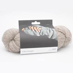 Erika Knight Pattern sleeves Knitkit Mittens Wool Local English