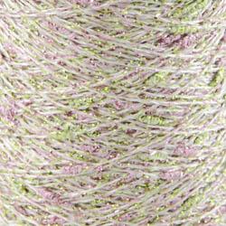 Karen Noe Design Stardust - Lurex thread green-rose-gold