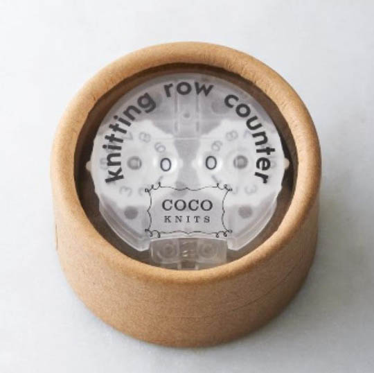 CocoKnits Row Counter