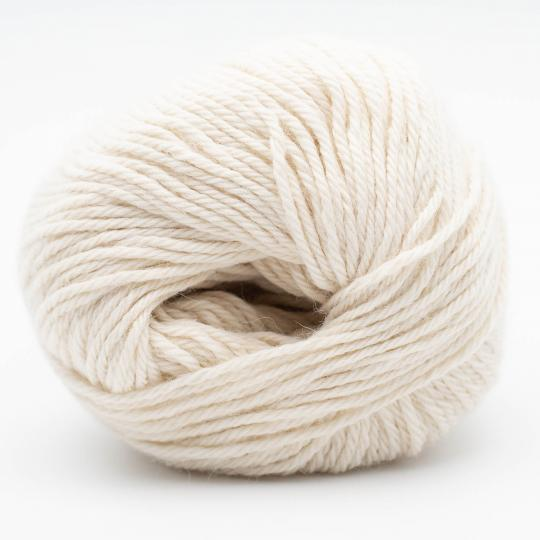 Kremke Soul Wool Babyalpaka  Natural White