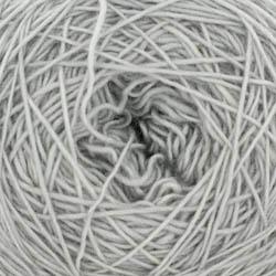 Cowgirl Blues Merino Single Lace solids Silver Fox