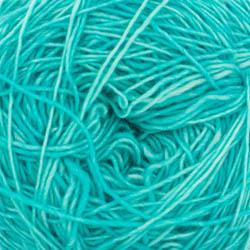 Cowgirl Blues Merino Single Lace solids Emerald