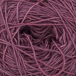 Cowgirl Blues Merino Single Lace solids Plum