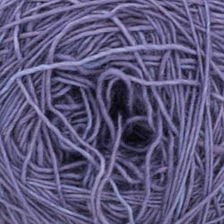 Cowgirl Blues Merino Single Lace solids Aubergine