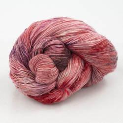 Cowgirl Blues Merino Single Lace Farbverlauf Protea Pinks